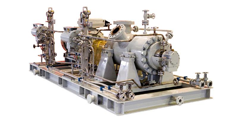 FINDER Centrifugal process pump