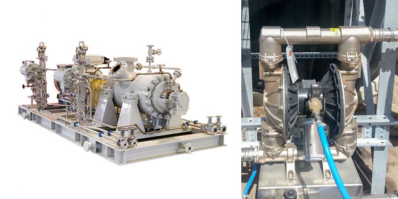 high-end process pumps